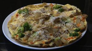 Frittata Plate (2)